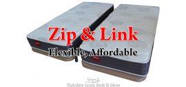 Zip and Link Beds
