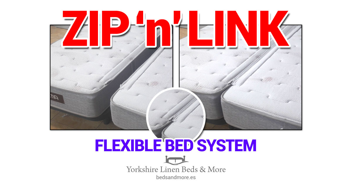 Zip and Link Beds