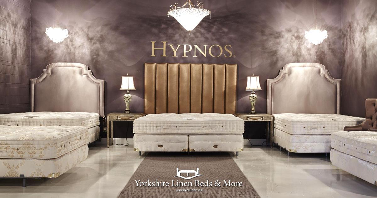 Hypnos Mattresses from Yorkshire Linen Beds & More - Mijas Costa Marbella OG01