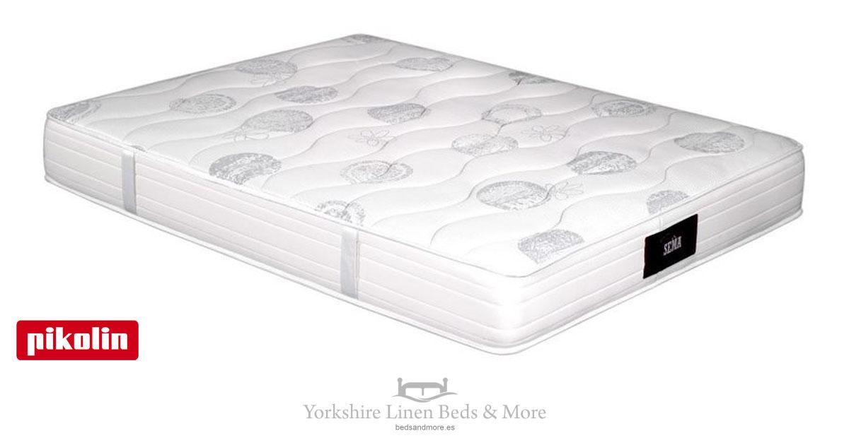 Pikolin Versalles Mattress Yorkshire Linen Beds & More Mijas Costa Marbella OG01