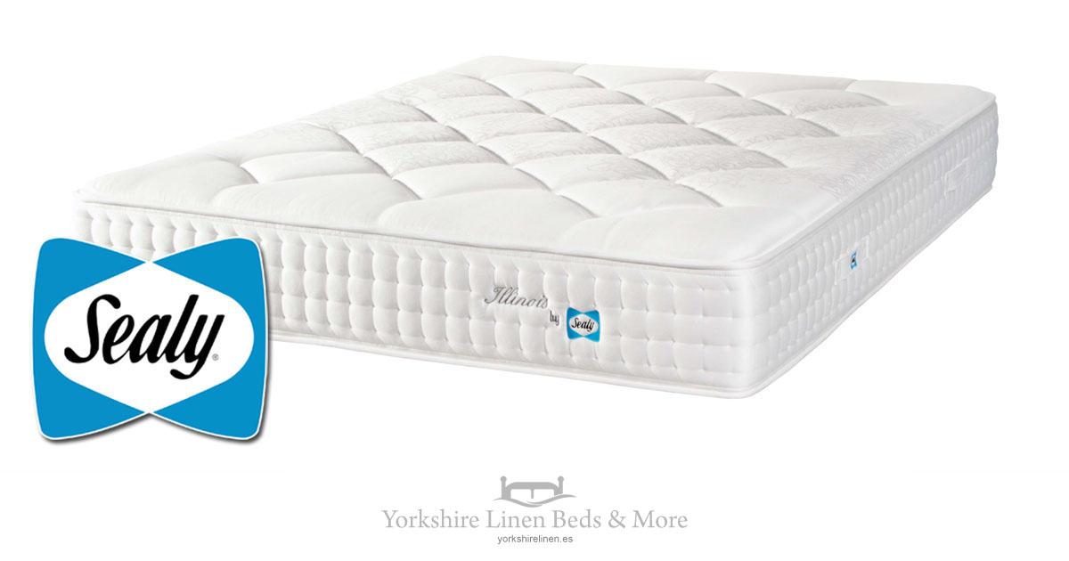 Sealy Illinois Mattress Yorkshire Linen Beds & More Mijas Costa Marbella OG01