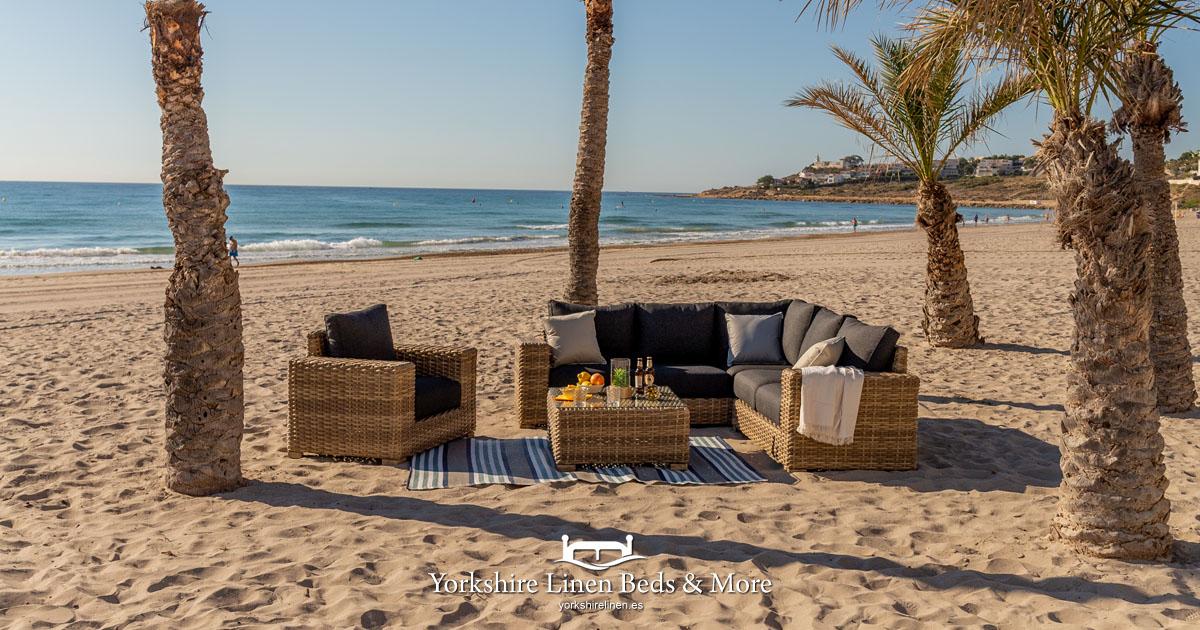 Outdoor & Garden Furniture - Yorkshire Linen Beds & More Mijas Costa Marbella OG01