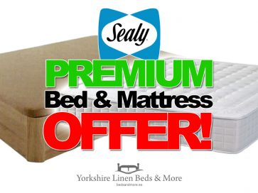 Premium Storage Bed & Mattress Offer