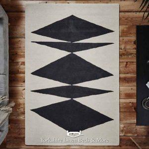 Crystal Palace Geometric Rug