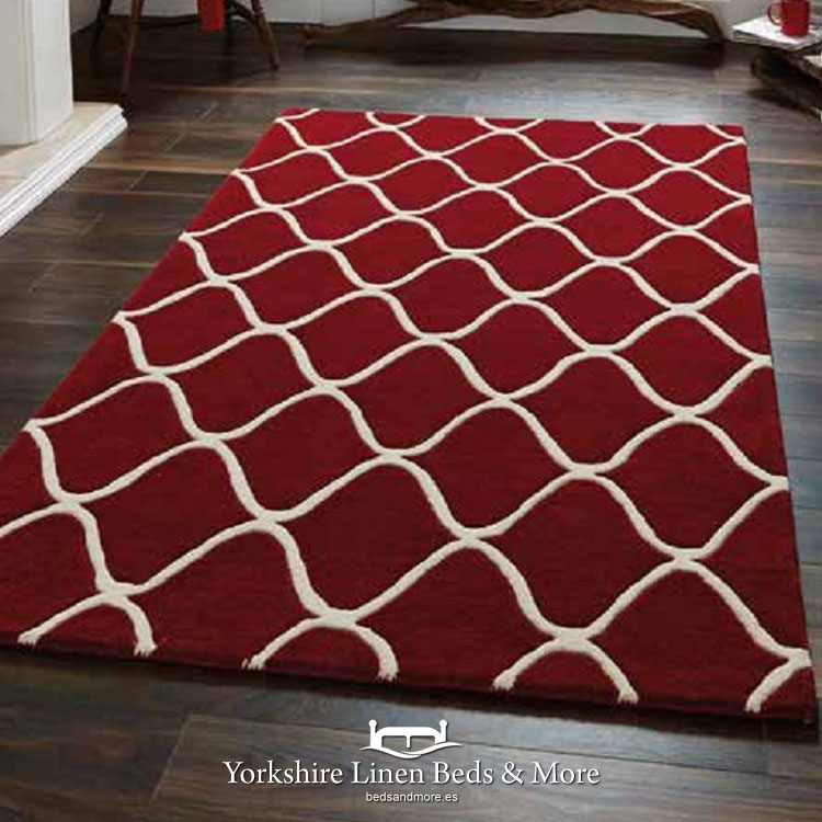 Elements Red Rug