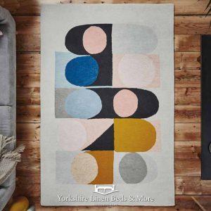 Rugs from Yorkshire Linen Beds & More - Designer Range 2020 - Jazz Flute