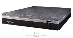 Sealy Essence Posturepedic Mattress - Yorkshire Linen Beds & More Mijas Costa Marbella OG03