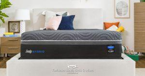 Sealy Essence Posturepedic Mattress - Yorkshire Linen Beds & More Mijas Costa Marbella OG06