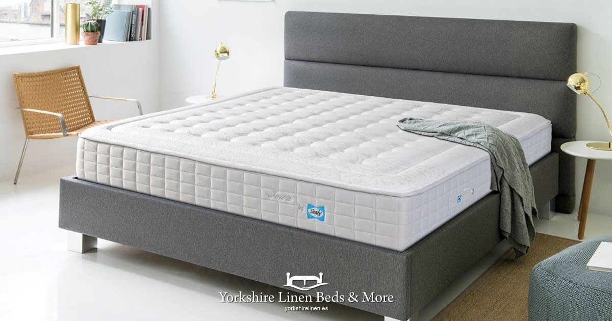 Sealy Iowa Soft Mattress - Yorkshire Linen Beds & More Mijas Costa Marbella OG03