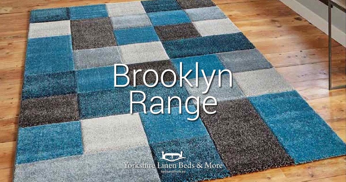 Brooklyn Quality Rug Range from Yorkshire Linen Beds & More OG01