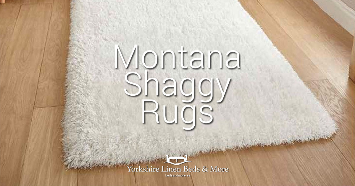 Montana Shaggy Rugs OG01