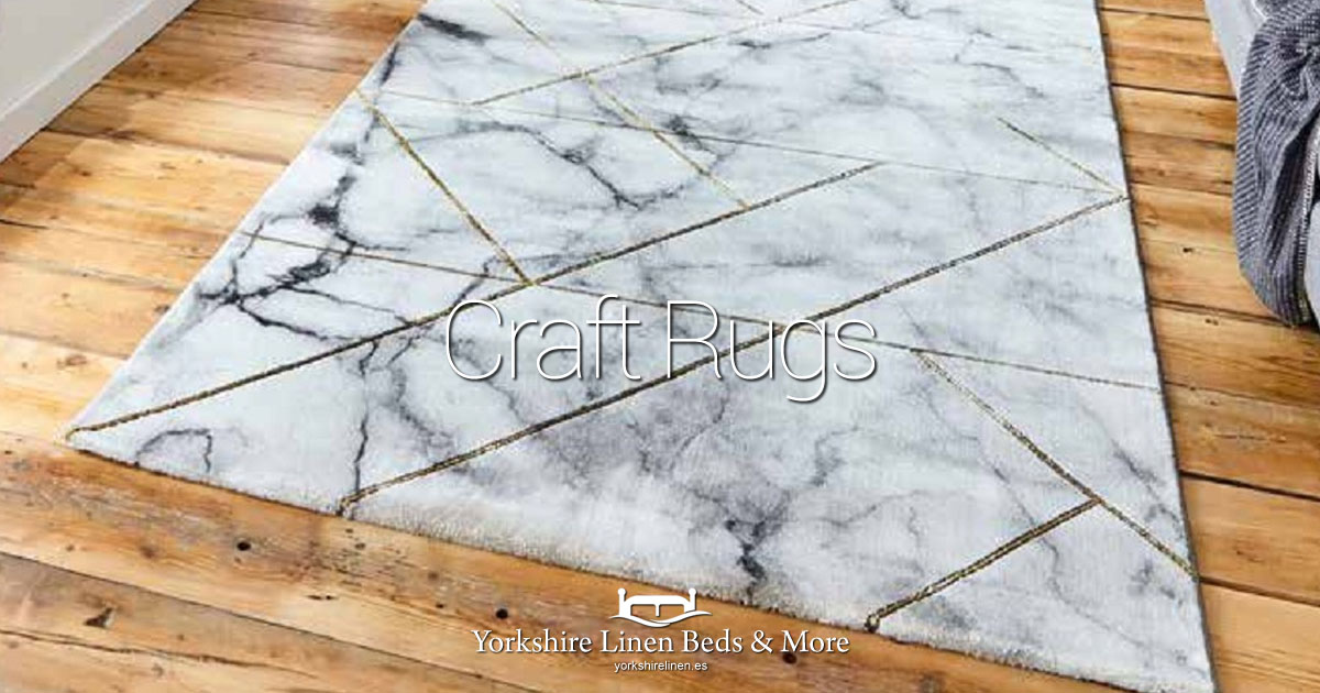 Craft Rugs from Yorkshire Linen Beds & More OG01