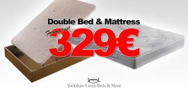 ECO Storage Bed & Base Offer!!
