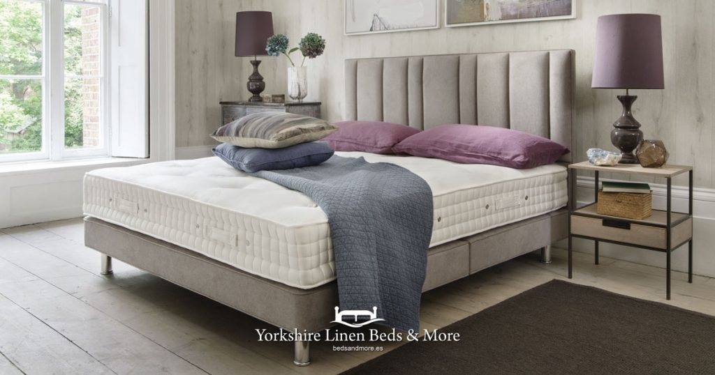 Hypnos Shallow Divan Bed Base
