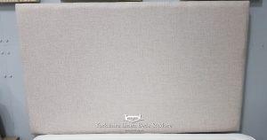 Plain Headboard in Linen Fabric OG01