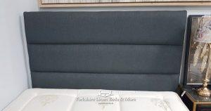Scandi Headboard in Linen Fabric OG01