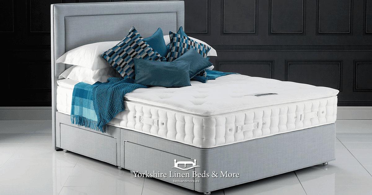 Storage Beds & Bases from Yorkshire Linen Beds & More, Mijas Costa & Marbella OG02