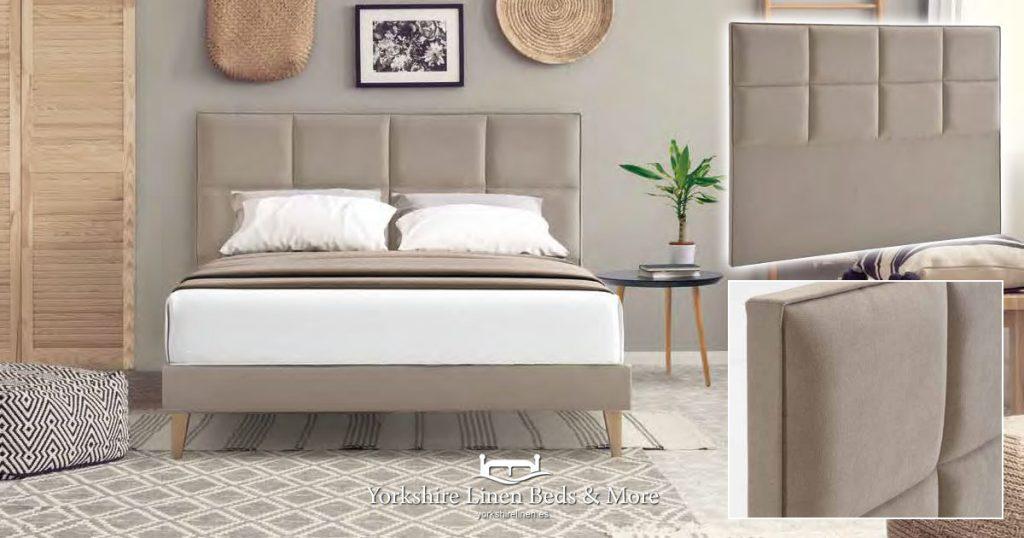 Malta Headboard Yorkshire Linen Beds & More Mijas Costa Marbella OG02