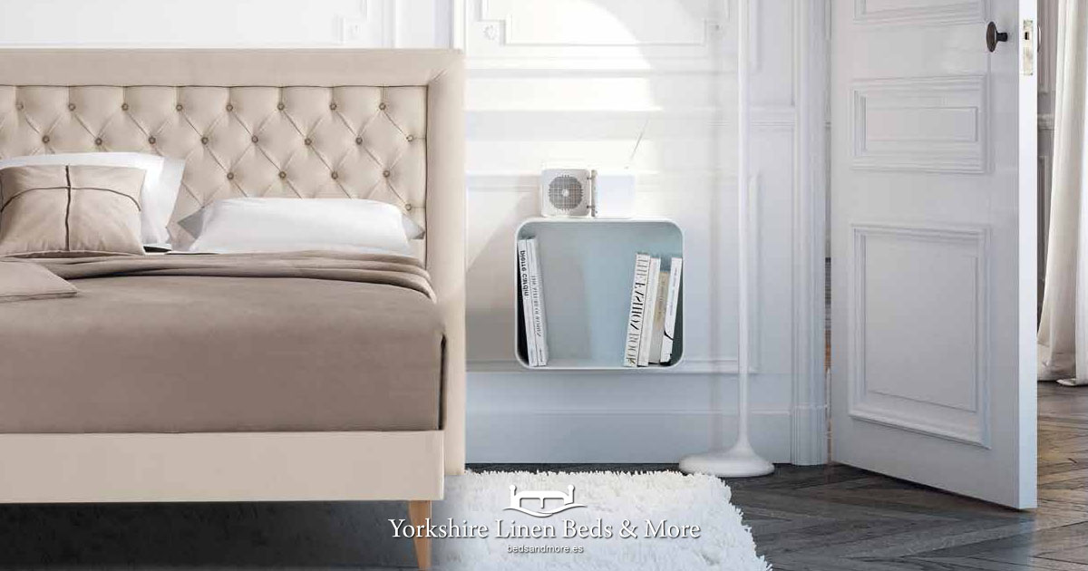 The Premiere Collection Designer Beds Headboards Yorkshire Linen Beds & More Mijas Costa del Sol OG02