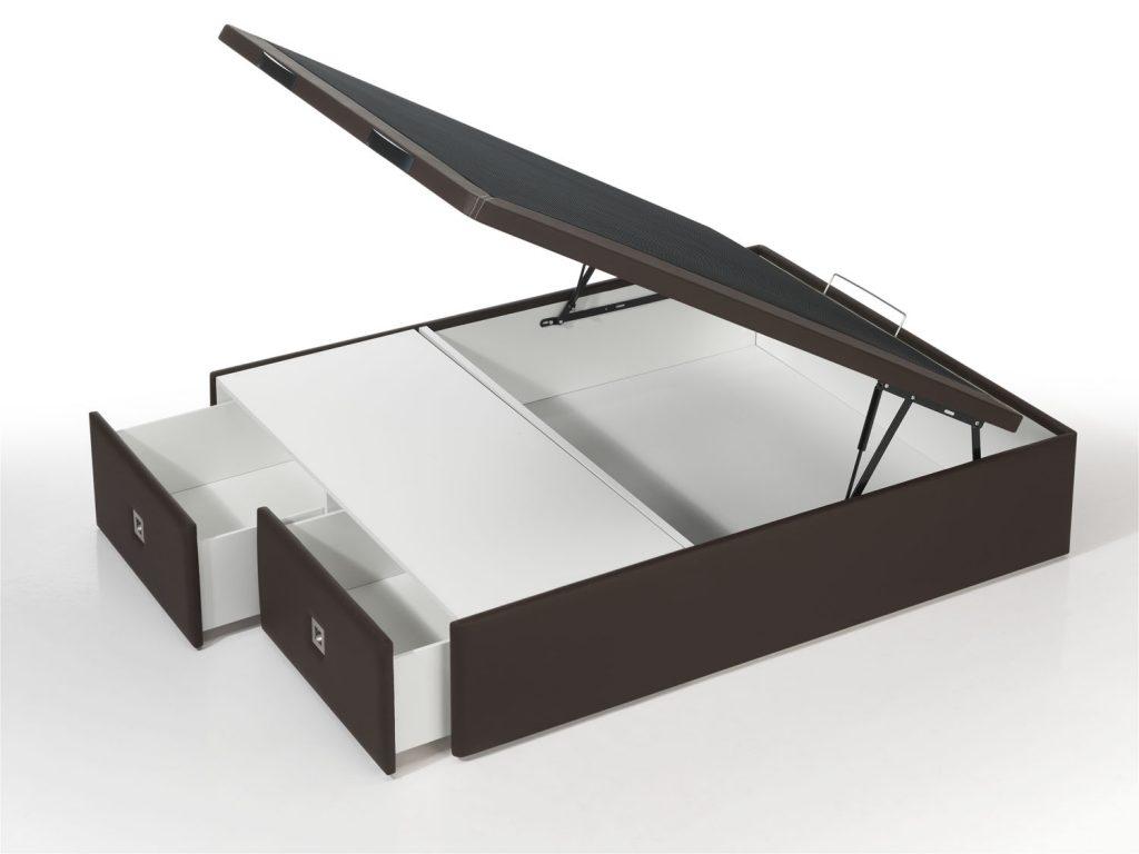 Pamela storage base with drawers
