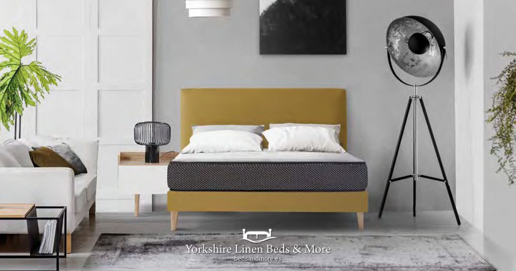 Premiere Divan Bed Bases from Yorkshire Linen Beds & More OG02